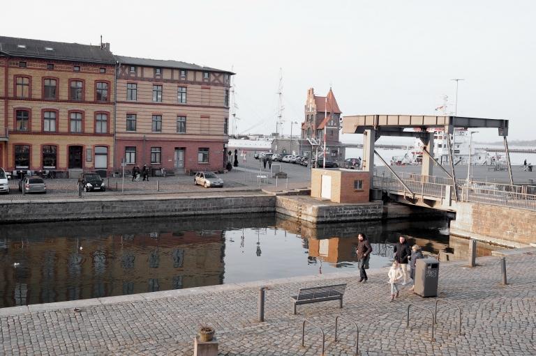 Entspannt in Stralsund - Ein Wochenendausflug mit Kind   Lotti Groll