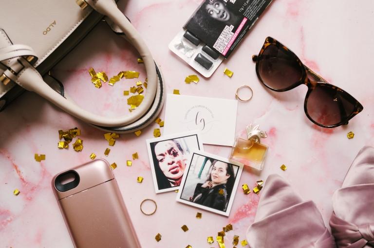 What's inside my BAag? Berlin Fashion Week Edition | Lotti Groll | Black Latina Fashion Blogger
